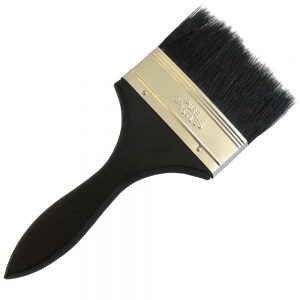 Natural Paint Brush - Strippers Paint Removers
