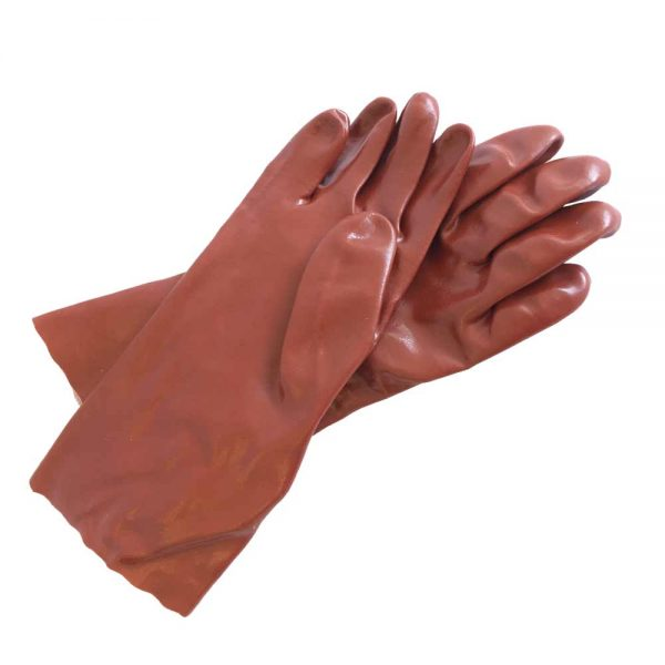 Rubber Gloves - Strippers Paint Removers